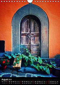 Tuscan Doors (Wall Calendar 2019 DIN A4 Portrait) - Produktdetailbild 8