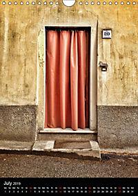 Tuscan Doors (Wall Calendar 2019 DIN A4 Portrait) - Produktdetailbild 7