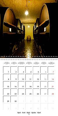 TUSCANY Land of Wine (Wall Calendar 2019 300 × 300 mm Square) - Produktdetailbild 4