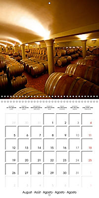 TUSCANY Land of Wine (Wall Calendar 2019 300 × 300 mm Square) - Produktdetailbild 8
