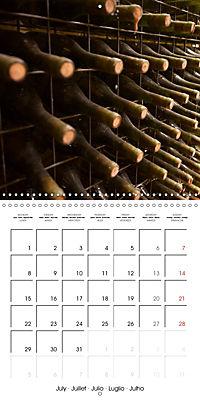 TUSCANY Land of Wine (Wall Calendar 2019 300 × 300 mm Square) - Produktdetailbild 7