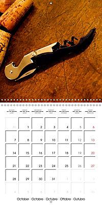 TUSCANY Land of Wine (Wall Calendar 2019 300 × 300 mm Square) - Produktdetailbild 10