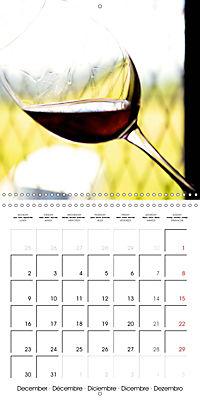 TUSCANY Land of Wine (Wall Calendar 2019 300 × 300 mm Square) - Produktdetailbild 12