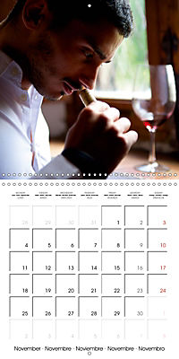 TUSCANY Land of Wine (Wall Calendar 2019 300 × 300 mm Square) - Produktdetailbild 11