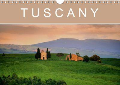 Tuscany (Wall Calendar 2019 DIN A4 Landscape), N N