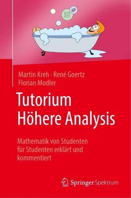 Tutorium Höhere Analysis, Martin Kreh, René Goertz, Florian Modler