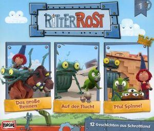 Tv-Hörspiel-Box 01, Ritter Rost