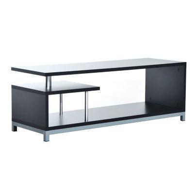 TV Lowboard (Farbe: schwarz)