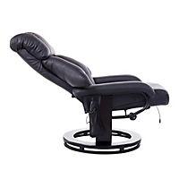 TV Sessel mit Massage- und Heizfunktion (Farbe: schwarz) - Produktdetailbild 3