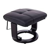 TV Sessel mit Massage- und Heizfunktion (Farbe: schwarz) - Produktdetailbild 2