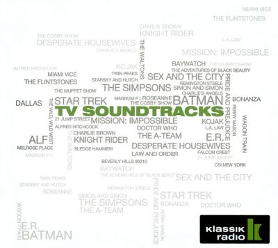 TV Soundtracks, 2 CDs