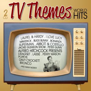 Tv Themes World Hits, Various