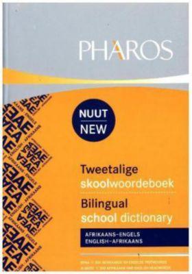 Tweetalige Skool-Woordeboek, Afrikaans-Engels, Engels-Afrikaans, D. B. Bosman, I. W. van der Merwe, A. S. V. Barnes