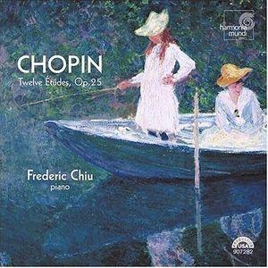 Twelve Etudes Op. 25, Frederic Chiu