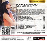 Twelve Piano Prisms - Produktdetailbild 1