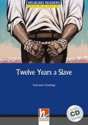 Twelve Years a Slave, w. Audio-CD, Solomon Northup
