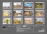 Twigas - Giraffen (Wandkalender 2019 DIN A2 quer) - Produktdetailbild 13