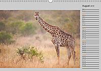 Twigas - Giraffen (Wandkalender 2019 DIN A3 quer) - Produktdetailbild 8