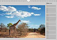 Twigas - Giraffen (Wandkalender 2019 DIN A4 quer) - Produktdetailbild 3