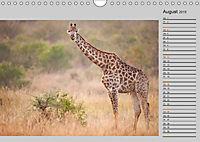Twigas - Giraffen (Wandkalender 2019 DIN A4 quer) - Produktdetailbild 8