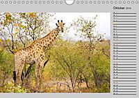 Twigas - Giraffen (Wandkalender 2019 DIN A4 quer) - Produktdetailbild 10