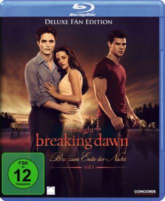 Twilight: Breaking Dawn - Bis(s) zum Ende der Nacht, Teil 1, Stephenie Meyer