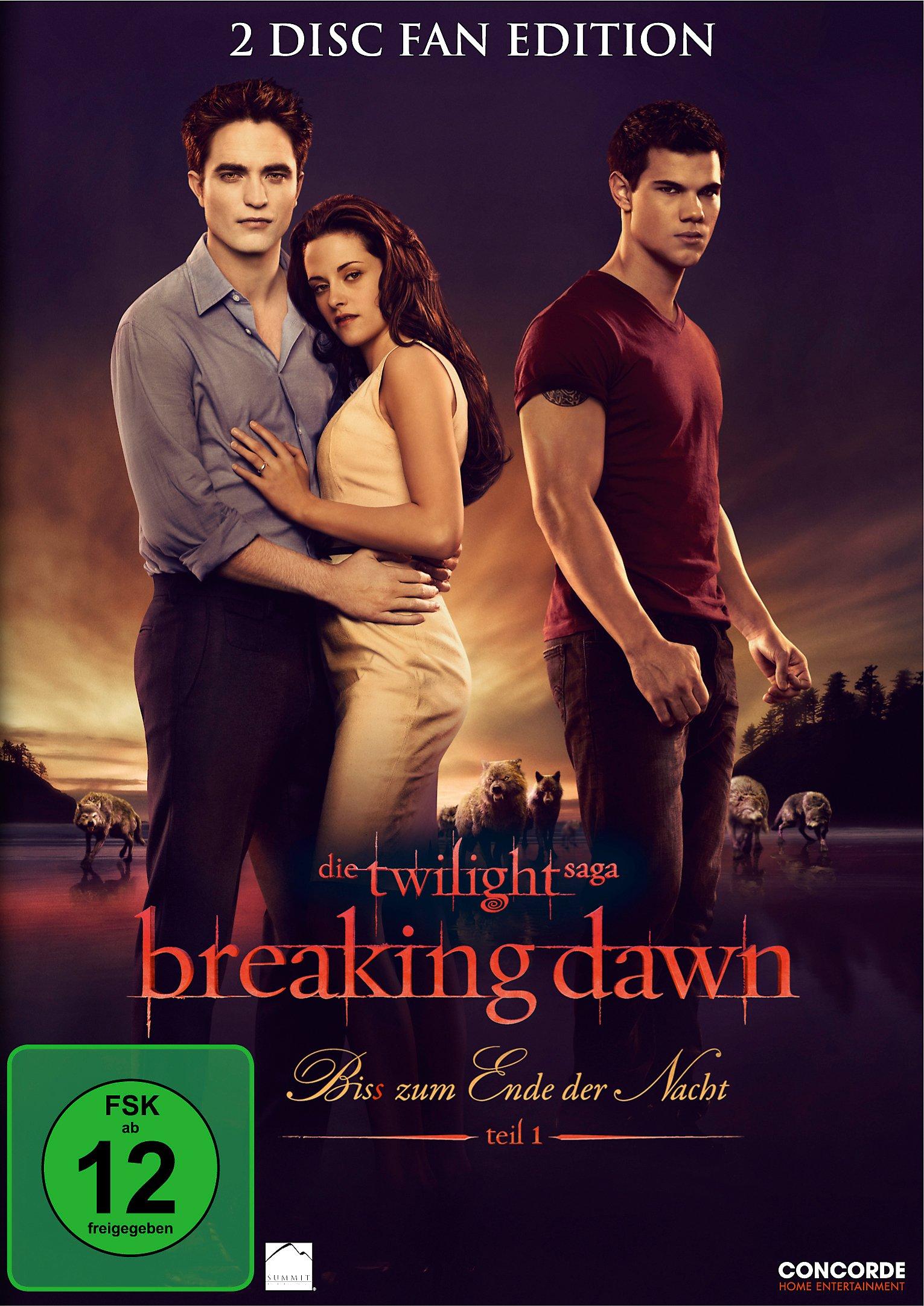 Twilight Breaking Dawn Bis S Zum Ende Der Nacht Teil 1 Film