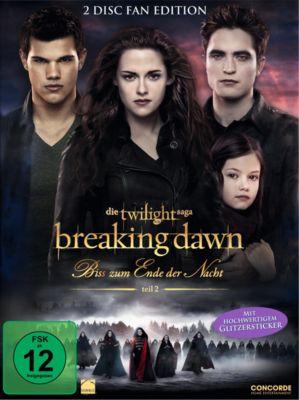 Twilight: Breaking Dawn - Bis(s) zum Ende der Nacht, Teil 2, Stephenie Meyer