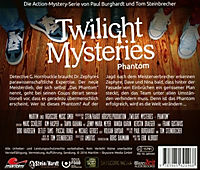 Twilight Mysteries - Phantom, 1 Audio-CD - Produktdetailbild 1