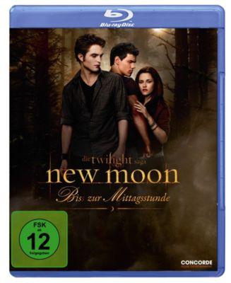 Twilight: New Moon - Bis(s) zur Mittagsstunde, Stephenie Meyer, Melissa Rosenberg