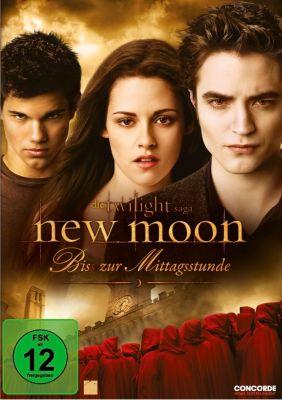 Twilight: New Moon - Bis(s) zur Mittagsstunde, Stephenie Meyer