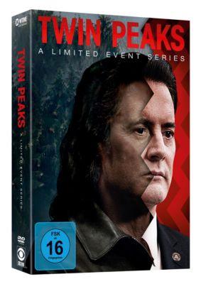 Twin Peaks - A Limited Event Series, Dana Ashbrook,Richard Beymer Kyle MacLachlan