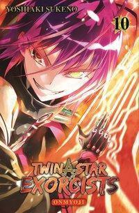 Twin Star Exorcists: Onmyoji, Yoshiaki Sukeno