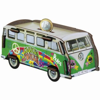 twinbox vw bus t1 hippie jetzt bei bestellen. Black Bedroom Furniture Sets. Home Design Ideas