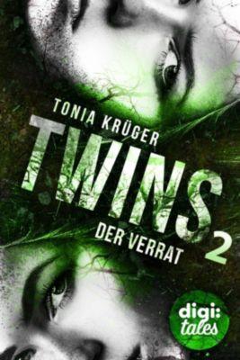 Twins (2). Der Verrat, Tonia Krüger
