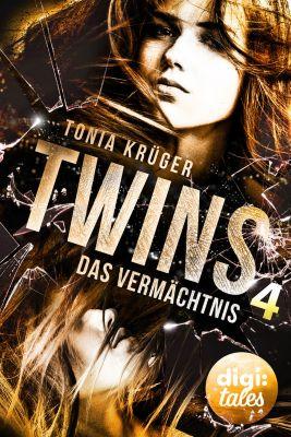 Twins (4). Das Vermächtnis, Tonia Krüger