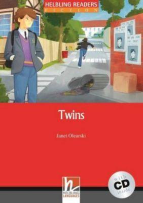 Twins, m. 1 Audio-CD, Janet Olearski