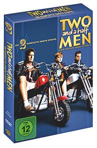 Two and a Half Men - Staffel 2 - Produktdetailbild 1