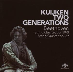 Two Generations, Kuijken String Quartet