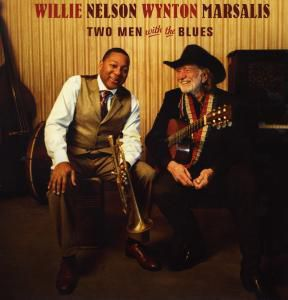 Two Men With The Blues (Vinyl), Willie & Marsalis,wynton Nelson