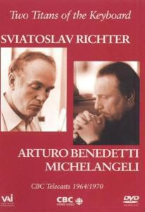 Two Titans Of The Keyboard, Arturo Benedetti Sviatoslav Richter