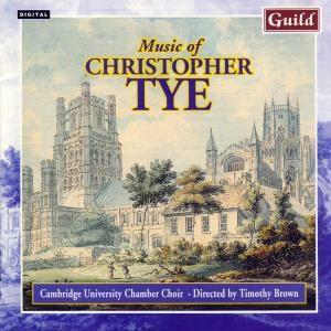 Tye Chorwerke, Timothy Brown, Cambridge University Choir