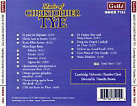 Tye Chorwerke - Produktdetailbild 1
