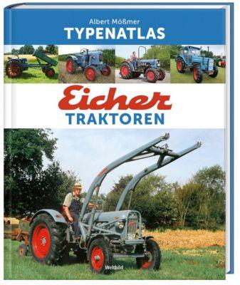 Typenatlas Eicher Traktoren
