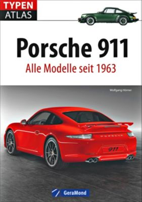 Typenatlas Porsche 911 - Wolfgang Hörner |
