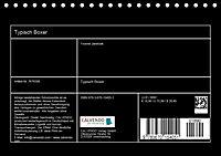 Typisch Boxer (Tischkalender 2019 DIN A5 quer) - Produktdetailbild 13