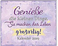 Spruche Kalender 2019 Passende Angebote Weltbild De