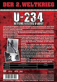 U-234 - Hitlers letztes U-Boot Special Edition - Produktdetailbild 1
