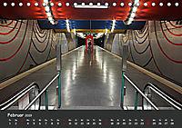 U-Bahn-Stationen des Westens (Tischkalender 2019 DIN A5 quer) - Produktdetailbild 2