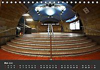 U-Bahn-Stationen des Westens (Tischkalender 2019 DIN A5 quer) - Produktdetailbild 5